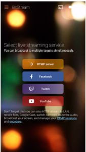 Live Stream Using Oculu and Your Mobile Camera * Oculu Platform