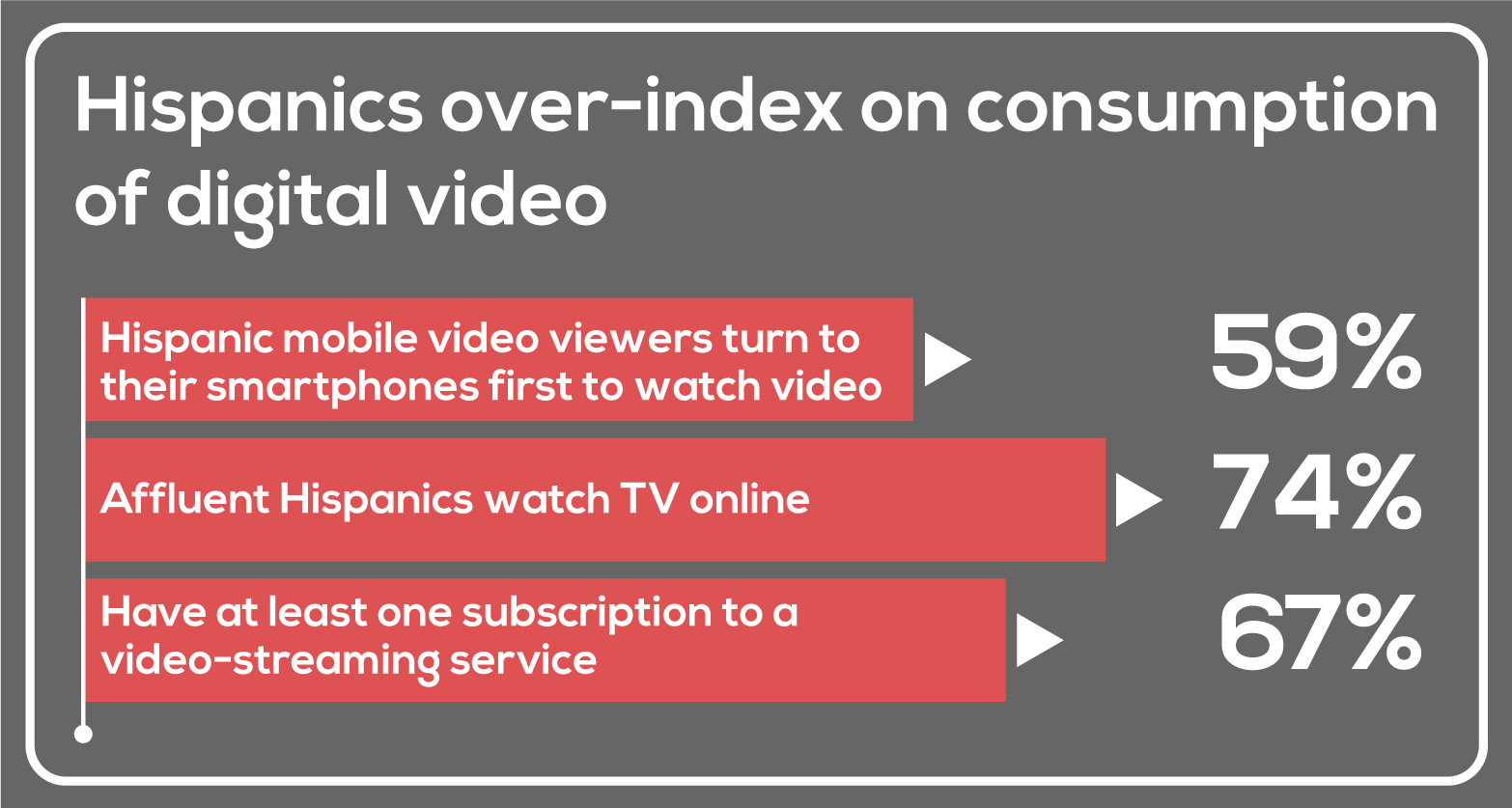 Using the Power of Video to Reach the Multicultural Customer